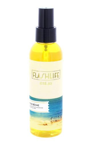 Flashlife / Huile sèche pour le corps Frangipanier 150 ml