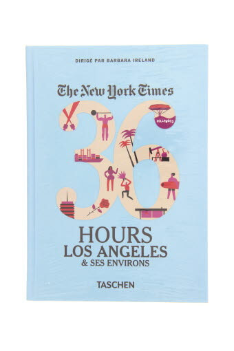 Taschen / 36 hours Los Angeles & ses environs