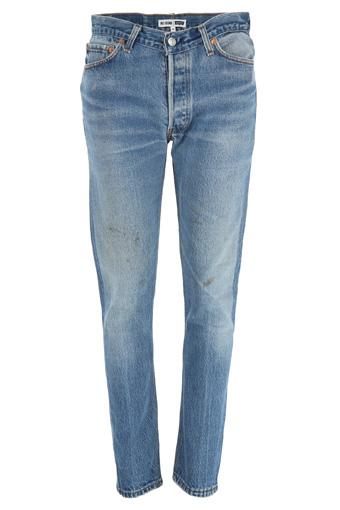 Re / Done / Jean straight skinny