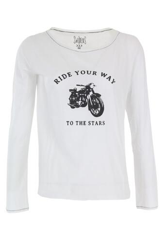 Swildens / Tee shirt moto Photomo