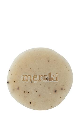 Meraki / Hand soap, sésame scrub, 20 grammes