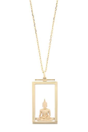 Aurélie Bidermann / Collier Amazone Bouddha