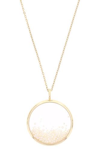 Aurélie Bidermann / Médaille Chivor GM perles