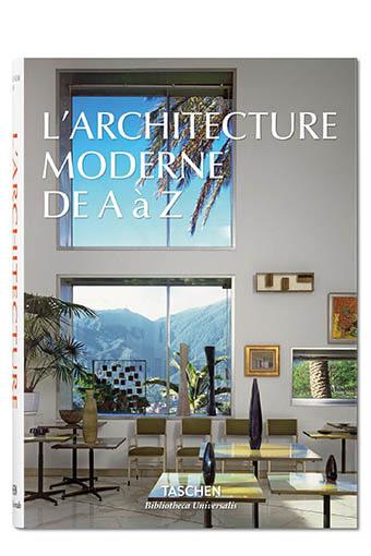 Taschen / Architecture Moderne de A-Z