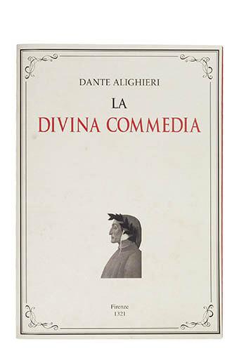 Slow Design / Mute book La divina  Comedia