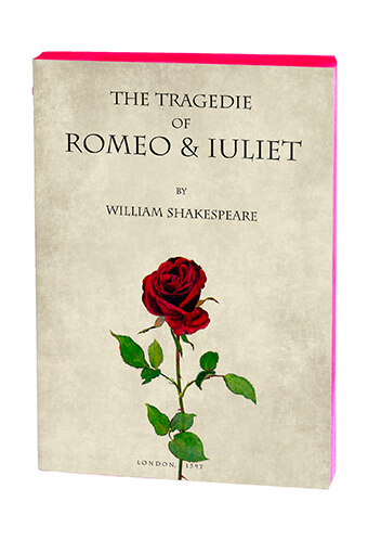 Slow Design / Mute BookThe Tragedie of Romeo & Juliet
