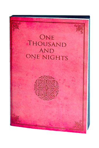 Slow Design / Mute Book One Thousand and One nights