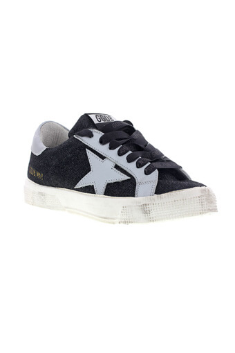 Golden Goose / Sneakers May black glitter