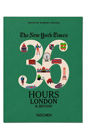 Taschen / 36 hours Londres & au-delà