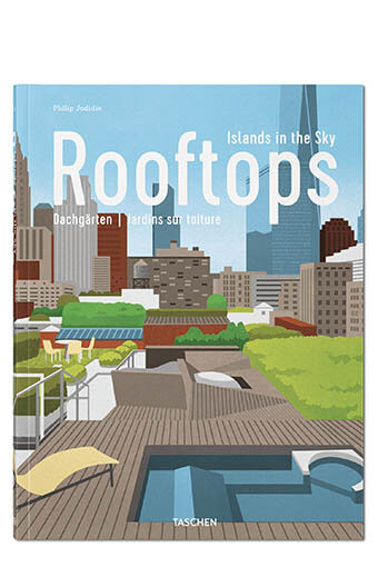 Taschen / Urban Rooftops, Island in the sky