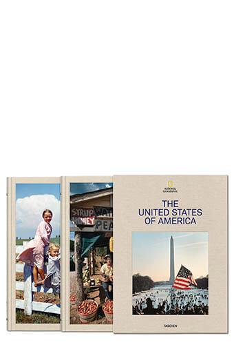 Taschen / XL National Géographic - Les Etats-Unis