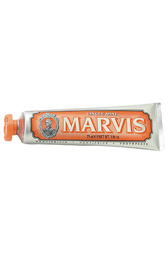 Marvis / Dentifrice gingembre 75 ml
