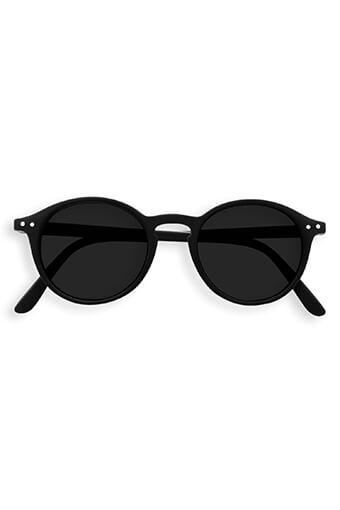 See Concept Izipizi / Lunettes solaires #D  black soft grey lenses