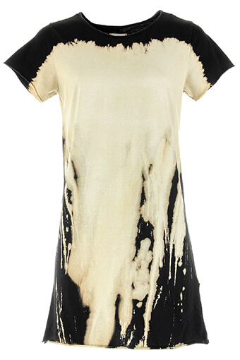 HTC / Long tee shirt tye & dye