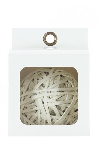 Monograph / Balle d'élastiques