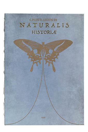 Slow Design / Mute Book Naturalis Historiae