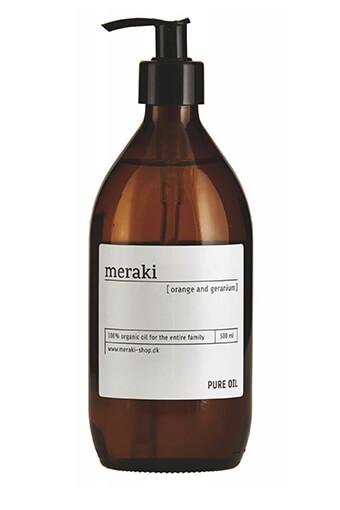 Meraki / Pure Oil, Orange and Geranium, 500 ml