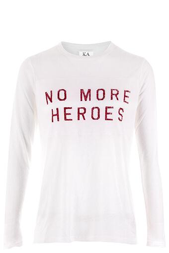 Zoé Karssen / Tee shirt manches longues No More Heroes