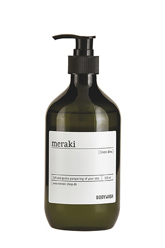 Meraki / Gel douche, Cotton haze, 500 ml