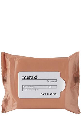 Meraki / Lingettes démaquillantes à l'aloe vera