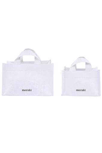 Meraki / Set de 2 sacs écologiques