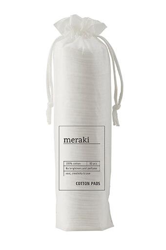 Meraki / Disques de coton, 80 pièces