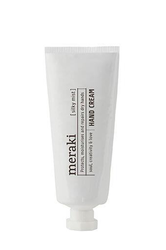 Meraki / Crème pour les mains, Silky mist, 50 ml