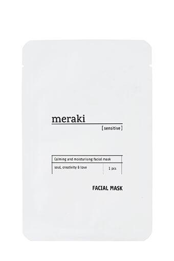 Meraki / Masque hydratant et calmant pour le visage