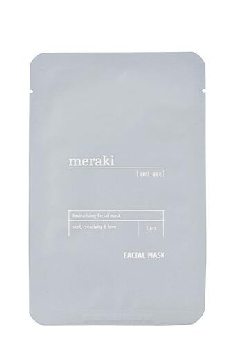 Meraki / Masque anti-rides revitalisant pour le visage