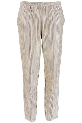 Forte Forte / Pantalon large rayé