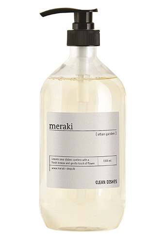Meraki / Liquide Vaisselle, Urban Garden, 1000 ml