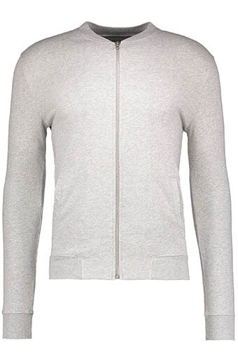 Majestic Filatures / Sweat-shirt  zippé
