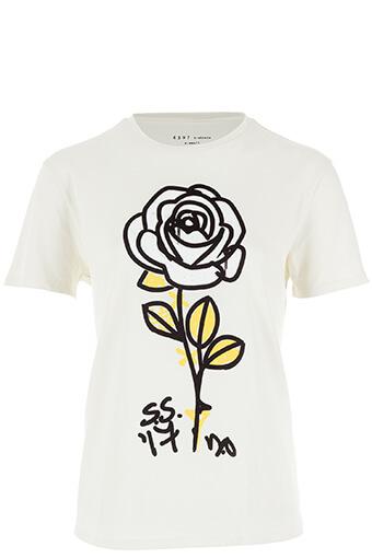 6397 / Tee-shirt marker Rose