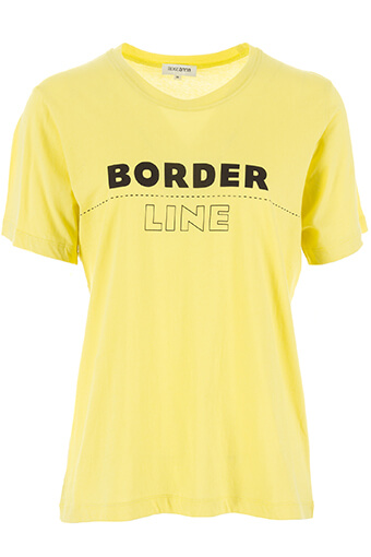 Roseanna / Tee shirt Jersey Barry border line