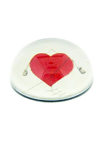 John Derian / Dome coeur