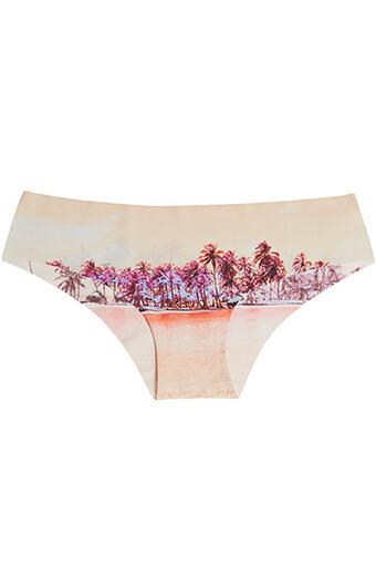 Esquisse / Culotte Pink Island
