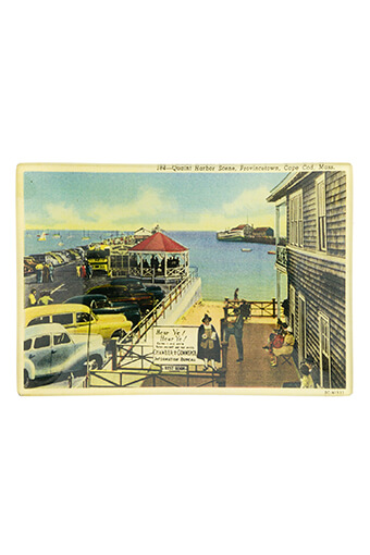 John Derian / Vide poches Quaint Harbor