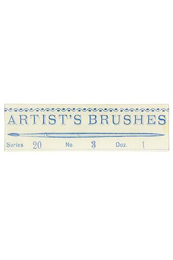 John Derian / Vide poches  Artist's Brushes