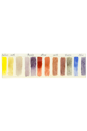 John Derian / Vide poches color key