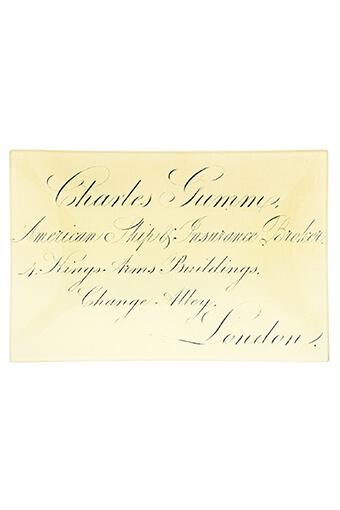 John Derian / Vides poches Charles Gumm