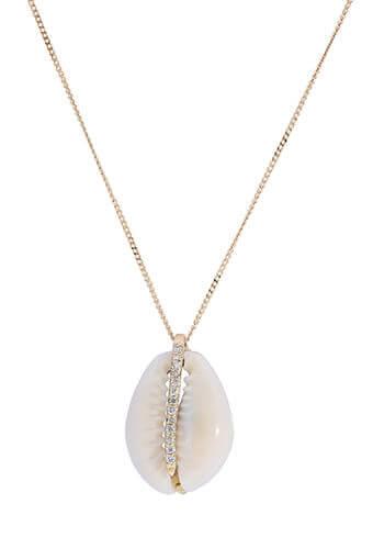 Pascale Monvoisin / Collier Cauri serti diamants