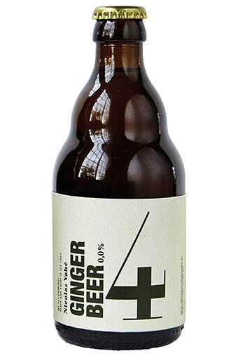 Nicolas Vahé / Ginger Beer 33cl - 0,0% alc./vol.