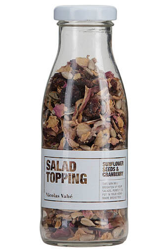 Nicolas Vahé / Salad Topping, Sunflower seed & Cranberry - 140g