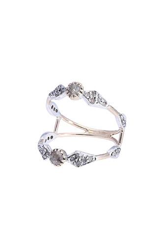 Pascale Monvoisin / Bague Adèle n°3 Diamants