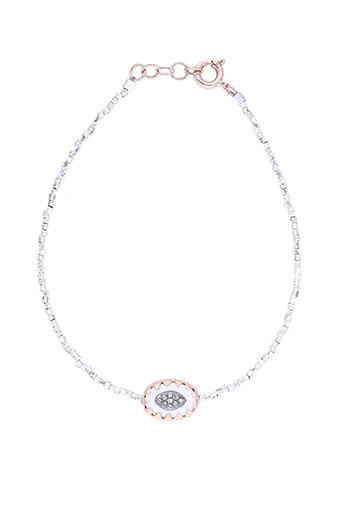 Pascale Monvoisin / Bracelet Montauk bakélite et diamant