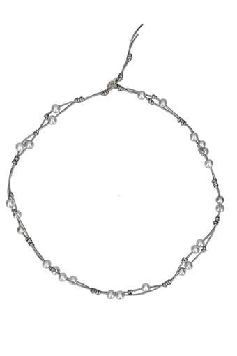 Chan Luu / Bracelet Perles triple
