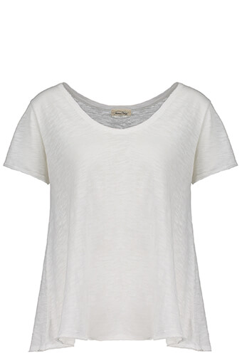 American Vintage /  Tee-shirt Bysapick, manches courtes