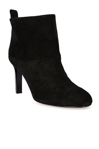 Golden Goose / Boots Elsa en daim noir