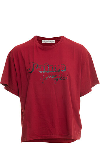 Golden Goose / Tee-shirt Grace J'aime Golden Goose