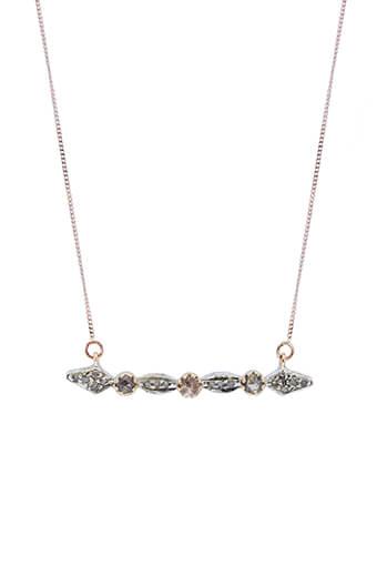 Pascale Monvoisin / Collier Adèle diamant
